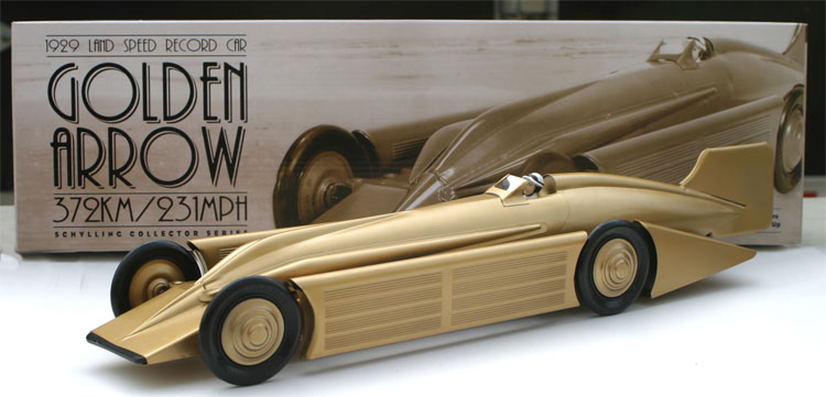 Watch Cars 2006 Online >> Golden Arrow Land Speed Record Car