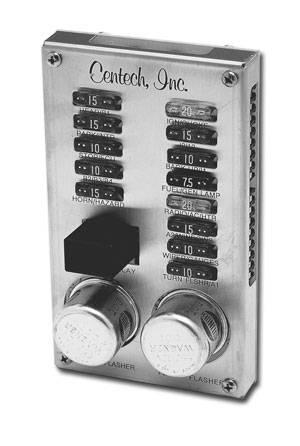 centech fuse panel