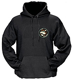 SO-CAL Speed Shop Vicious Hot Rods Aviator Hoodie