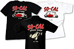 SO-CAL Belly Tank Short Sleeve T-shirts