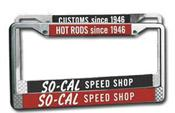 Click for License Plate Frames