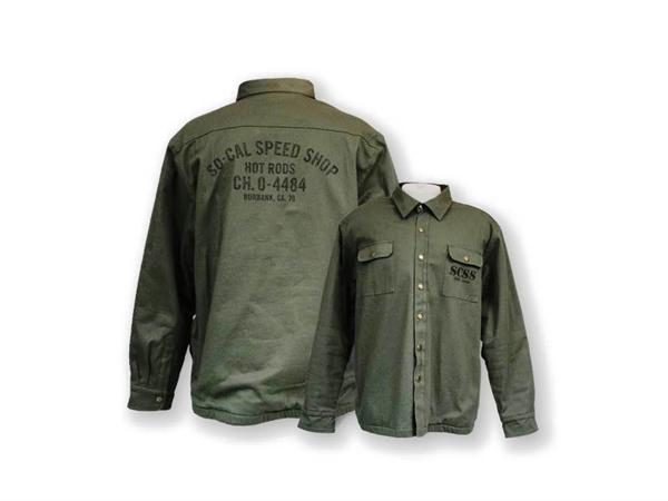 SCSS MILITARY JACKET